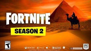 Fortnite Chapter 2 Season 2 Trailer