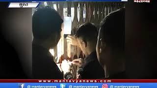 Surat: ફાયર વિભાગે રિંગ રોડ વિસ્તારમાં આવેલી કમલા ટેક્સ્ટાઇલ માર્કેટને સીલ કર્યું