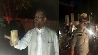 Hyderabad Police VS Musthaq Malik | The War Of Words | NRC CAA NPR | @ SACH NEWS |
