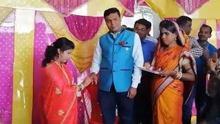 ऐसे भी होता हे क्या !! | Hindu Traditional Engagement Ceremony | Satya Bhanja