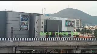 Trial run on Benz Circle flyover today | First Vehicle Movement  | Car Journey | social media live
