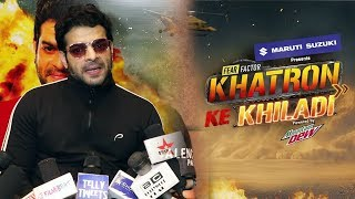 Khatron Ke Khiladi 10 | Karan Patel Interview | Rohit Shetty | Grand Launch