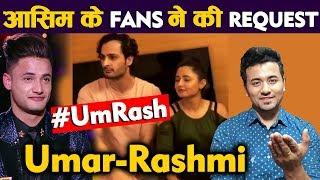 Fan Requests Asim Riaz's Dad To Accept Rashmi Desai As Bahu For Elder Son, Umar | #UmRash