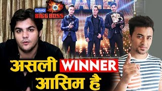 Ashish Chanchlani Reaction On Bigg Boss 13 Winner | Asim Vs Sidharth