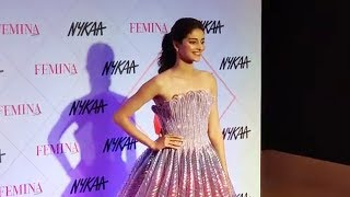 Beautiful Ananya Panday At Nykaa Femina Beauty Awards 2020