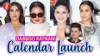 Dabboo Ratnani Calendar Launch Saw The Who's Who Of Bollywood Come Down For A Starry Nite