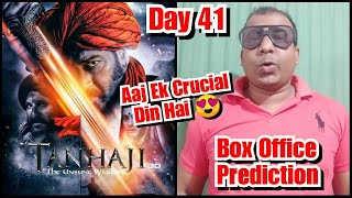 Tanhaji Box Office Prediction On Day 41 On Chatrapati Shivaji Jayanti