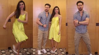 Tiger Shroff & Sharddha Kapoor Spotted During The Promotion Of Baaghi 3 | News Remind