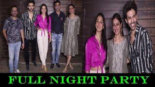 Murad Khetani Host Dinner Party For Bholl Bhulaiyaa 2 | News Remind