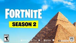 Fortnite Chapter 2 Season 2 Official Map