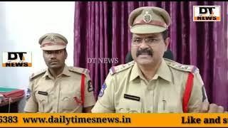 3 Rowdy Sheeters Arrested By Golconda Police  DT News