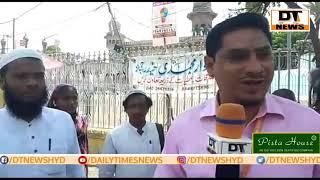 Ramadan First Friday  Hyderabad During Ramadan  Tourists Of Charminar  And Their Views Hyderabad