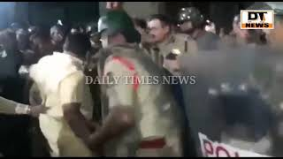BJP MLA T Raja Singh  Arrested By Hyderabad City Police  At Amberpet Near Ek Khana Masjid   DT