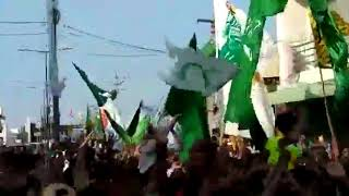 AIMIM  Winning Celebration in Maharasthra
