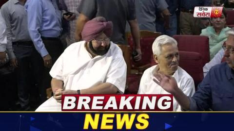Breaking: चिठ्ठी के बाद CM Captain ने मुलाकात के लिए Pargat Singh को बुलाया घर