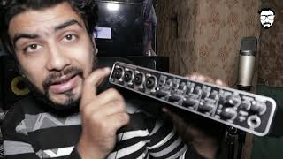 Complete Information | Behringer u-phoria UMC404HD | Hindi | Detail | Unbox | Review