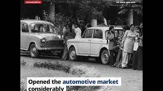 History of Auto Expo