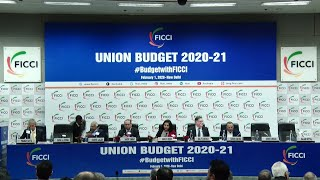 Budget Viewing Session at FICCI #BudgetWithFICCI