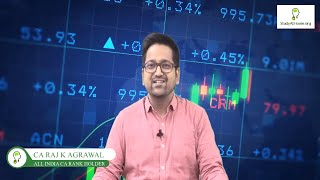 Technical Analysis using Candlestick Chart by CA Raj K Agrawal