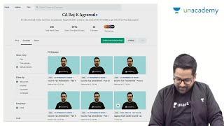 Free Special Class on Unacademy. Watch before taking Subscription