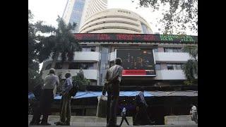 Sensex gains 340 points, Nifty tops 12,100; Aurobindo Pharma jumps 14%