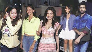 Bhoot Screening | Katrina Kaif, Vicky Kaushal, Ananya Panday, Janhvi Kapoor