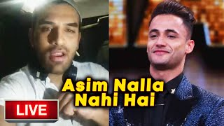 Paras Chhabra Talks On Asim Riaz In LIVE CHAT Video With Fans | Bigg Boss 13 Fame
