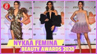 Ananya Panday, Deepika Padukone, Anushka Sharma Rock The Red Carpet At Nykaa Femina Beauty Awards
