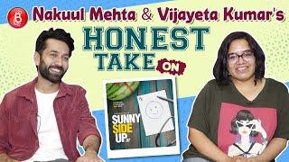TV Heartthrob Nakuul Mehta's Honest Take On Doing Vijayeta Kumar's Sunny Side Upar
