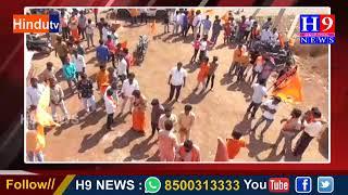 మునిపల్లి మండలం లో ఘనంగా ఛత్రపతి శివాజీ జయంతి వేడుకలు