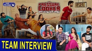 Pressure Cooker Movie Team Exclusive Interview | Tanikella Bharani | Top Telugu TV