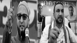 Feroz Khan VS Asaduddin Owaisi | Feroz Khan Ne Ye Kya Kehadiyaa Asaduddin Owaisi Ko |