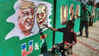 Gujarat to spend 80 Crore for Donald Trump's 3 hours visit to Ahmedabad on 24th Feb