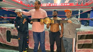 When I Met Great Khali In Jhalandhar | Ft. Sheru Aangrish