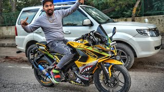 My New Bike Only 1 In India ???? | GAURAVZONE