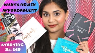 WHAT'S NEW IN AFFORDABLE | SWISS BEAUTY NEW LAUNCHES | NIDHI KATIYAR