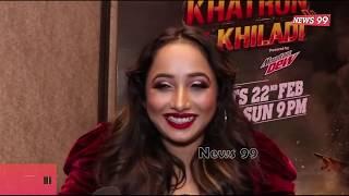 कलर्स चैनल के Khatro Ke khiladi में भोजपुरी एक्ट्रेस रानी चटर्जी - News 99