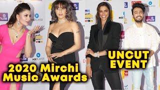 Radio Mirchi Music Awards 2020 | Urvashi Rautela, Deepika Padukone, Tony Kakkar