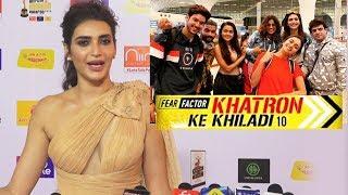 Karishma Tanna Talks About Her Thrilling Experience Of Khatron Ke Khiladi 10 | Rohit Shetty