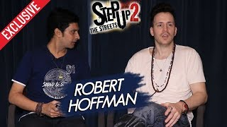 Step Up 2 Fame Robert Hoffman Exclusive Chit Chat | Aag Ka Gola L.A Desi Song