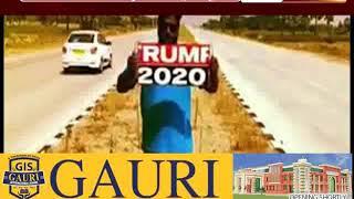 भारत में बना है अमेरिकी राष्ट्रपति डोनाल्ड ट्रंप का मंदिर