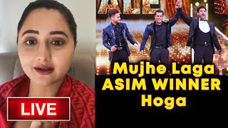 Rashmi Desai FIRST LIVE CHAT With Fans | Asim Riaz Vs Sidharth Shukla | FIXED WINNER | Devoleena