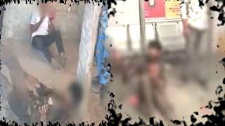 #Rajasthan Nagaur चोरी के इल्जाम में दो भाइयों को पीटा, प्राइवेट पार्ट में पेट्रोल डालकर viral video