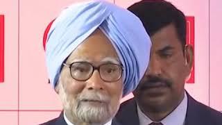 Modi govt doesn't acknowledge slowdown: Former PM Manmohan Singh
