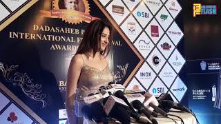 Mahira Sharma Full Interview - Dadasaheb Phalke International Film Festival Awards 2020