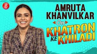 Amruta Khanvilkar's Brutally Honest Take On Her Journey In Khatron Ke Khiladi 10 | Rohit Shetty