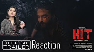 HIT Movie Trailer Reaction | Vishwak Sen | Nani | Wall Poster Production | Top Telugu TV
