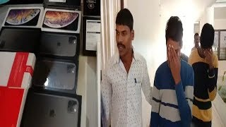 15 Lakh Ka Scam Hua Amazon Company Ke Saat In Hyderabad   3 Youngsters Arrested By RGI Police  