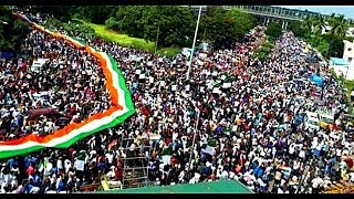 Thousands Of People Seen In The Protest Against CAA NRC NPR In Chennai   @ SACH NEWS  