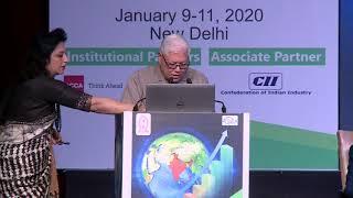 Valedictory Session, CMA Dr. Dhananjay V. Joshi, Former President of the Institute